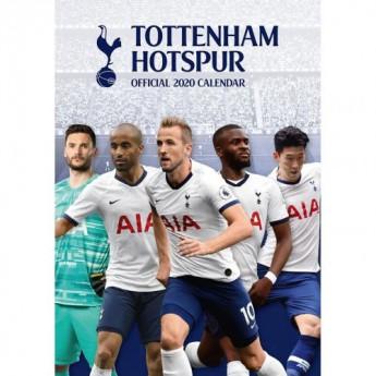 Tottenham Hotspur kalendář 2020 Team A3