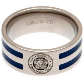 Leicester City prsten Colour Stripe Ring Medium