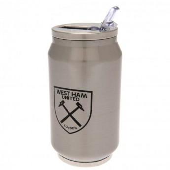 West Ham United láhev na pití Thermal Can