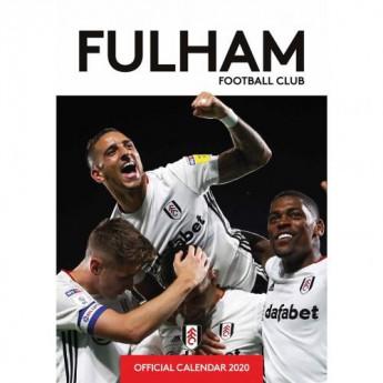 Fulham kalendář 2020 Team A3