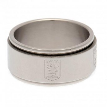 Aston Villa prsten Spinner Ring Small
