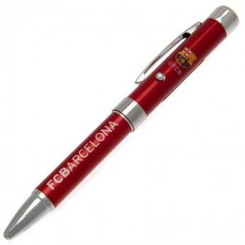 FC Barcelona kuličkové pero Metal Projector Pen RD