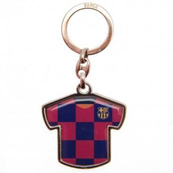 FC Barcelona přívěšek Keyring Home Shirt