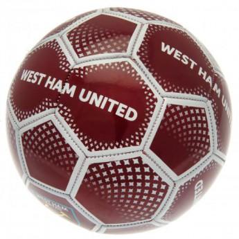 West Ham United fotbalový míč Football DM - size 5
