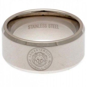 Leicester City prsten Band Ring Large