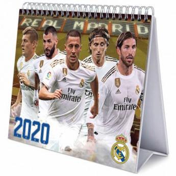 Real Madrid stolní kalendář stolní kalendář 2020