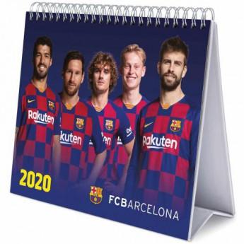FC Barcelona stolní kalendář stolní kalendář 2020