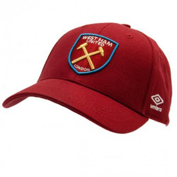 West Ham United čepice baseballová kšiltovka Umbro Cap