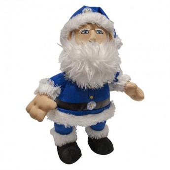 Leicester City plyšový santa Decoration