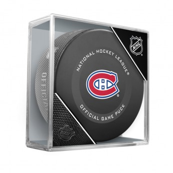 Montreal Canadiens puk Official Game Puck 2019-2020 x