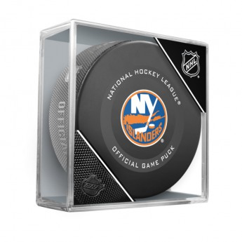 New York Islanders puk Official Game Puck 2019-2020 x