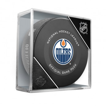 Edmonton Oilers puk Official Game Puck 2019-2020
