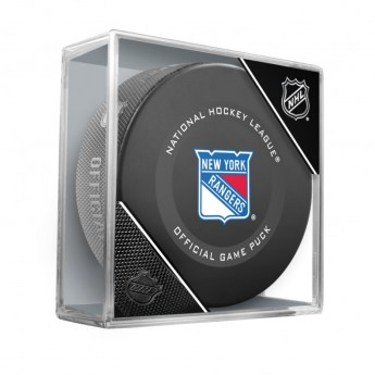 New York Rangers puk Official Game Puck 2019-2020