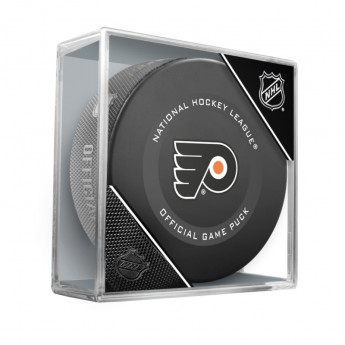 Philadelphia Flyers puk Official Game Puck 2019-2020