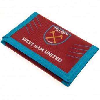West Ham United peněženka Nylon Wallet SP