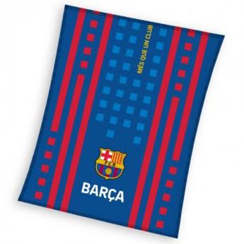 FC Barcelona fleecová deka Blanket SD