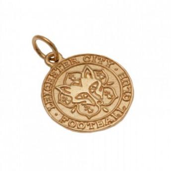 Leicester City zlatý přívěšek 9ct Gold Pendant