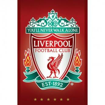 FC Liverpool plakát Poster Crest 31
