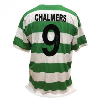 Legendy fotbalový dres Celtic FC Chalmers 1967 Signed Shirt