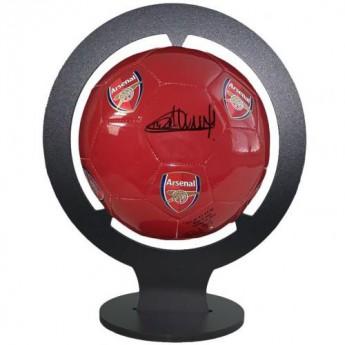 Legendy fotbalový míč Arsenal FC Henry Signed Football (Framed)