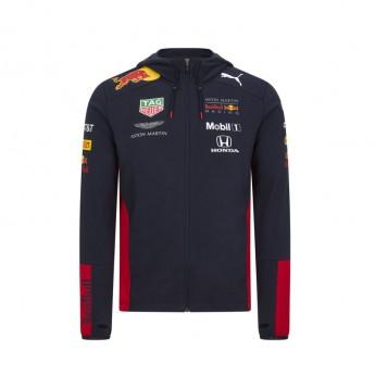 Red Bull Racing pánská mikina s kapucí hoodie navy F1 Team 2020