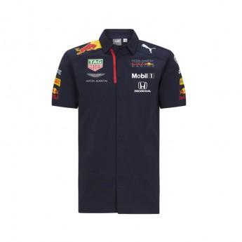 Red Bull Racing pánská košile hemd navy F1 Team 2020