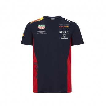 Red Bull Racing pánské tričko navy F1 Team 2020