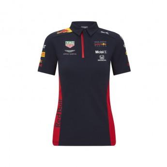 Red Bull Racing dámské polo tričko navy F1 Team 2020