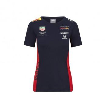 Red Bull Racing dámské tričko navy F1 Team 2020