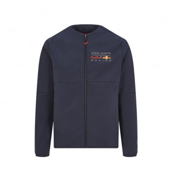 Red Bull Racing pánská bunda fan logo softshell navy F1 Team 2020