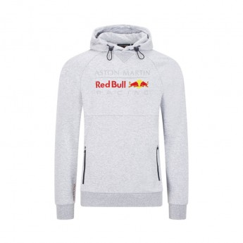 Red Bull Racing pánská mikina s kapucí pull over grey F1 Team 2020
