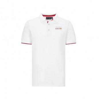Red Bull Racing pánské polo tričko classic white F1 Team 2020