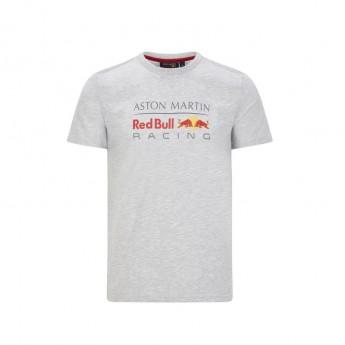 Red Bull Racing pánské tričko logo grey F1 Team 2020