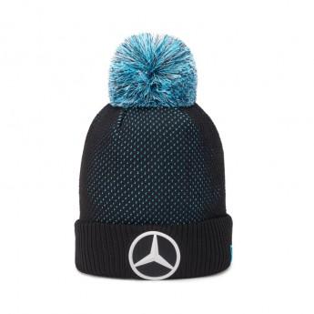 Mercedes AMG Petronas zimní čepice EQ black F1 Team 2020