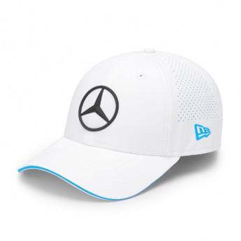 Mercedes AMG Petronas dětská čepice baseballová kšiltovka EQ white F1 Team 2020
