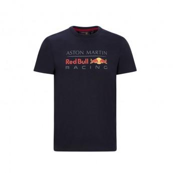 Red Bull Racing pánské tričko logo navy F1 Team 2020