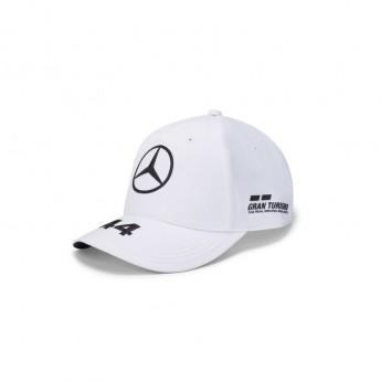 Mercedes AMG Petronas čepice baseballová kšiltovka Lewis Hamilton white F1 Team 2020