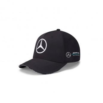 Mercedes AMG Petronas čepice baseballová kšiltovka black F1 Team 2020