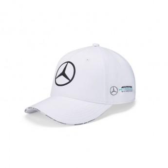 Mercedes AMG Petronas čepice baseballová kšiltovka white F1 Team 2020