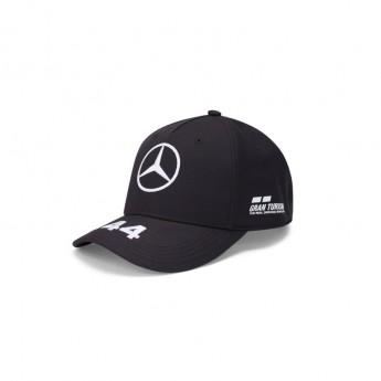 Mercedes AMG Petronas dětská čepice baseballová kšiltovka Lewis Hamilton black F1 Team 2020