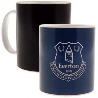 FC Everton hrníček Heat Changing Mug