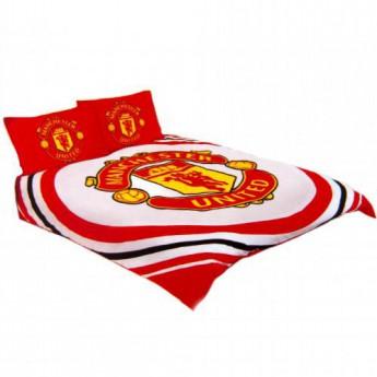 Manchester United povlečení na dvojpostel Double Duvet Set PL