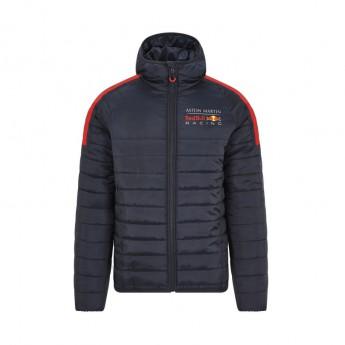 Red Bull Racing pánská bunda s kapucí padded navy F1 Team 2020