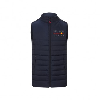 Red Bull Racing pánská vesta packable fan gilet navy F1 Team 2020