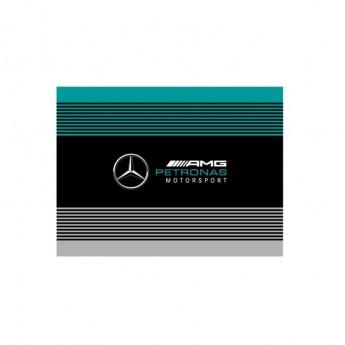 Mercedes AMG Petronas vlajka logo F1 Team 2020