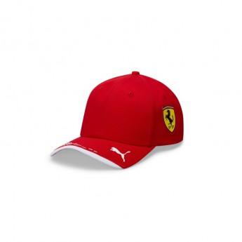 Ferrari dětská čepice baseballová kšiltovka red F1 Team 2020
