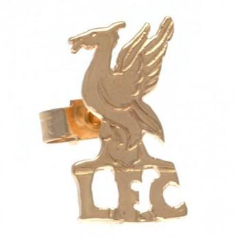 FC Liverpool náušnice 9ct Gold Earring LB