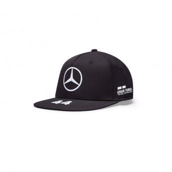 Mercedes AMG Petronas čepice flat kšiltovka Lewis Hamilton black F1 Team 2020