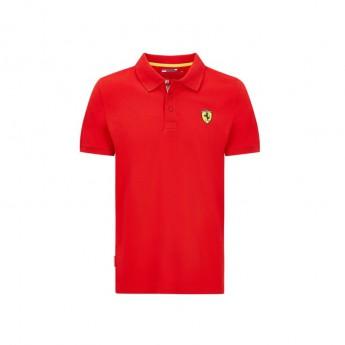 Ferrari pánské polo tričko classic red F1 Team 2020