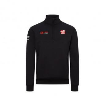 Haas F1 pánská mikina black F1 Team 2020